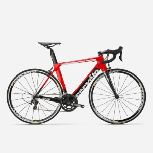 [Cervelo] S3 FRAME SET (BLACK/RED)